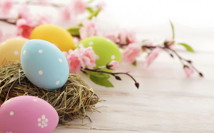 How to Celebrate Easter atHome