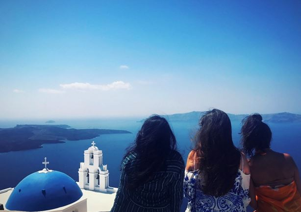 One of my favorite trips: Santorini, Greece